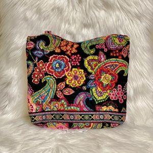 Vera Bradley Floral Quilted Tote Bag